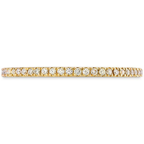 Women's Wedding Bands - 0.23 ctw. HOF Classic Eternity Band in 18K Yellow Gold