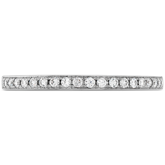 Anniversary Bands - 0.15 ctw. Illustrious Diamond Band in 18K White Gold
