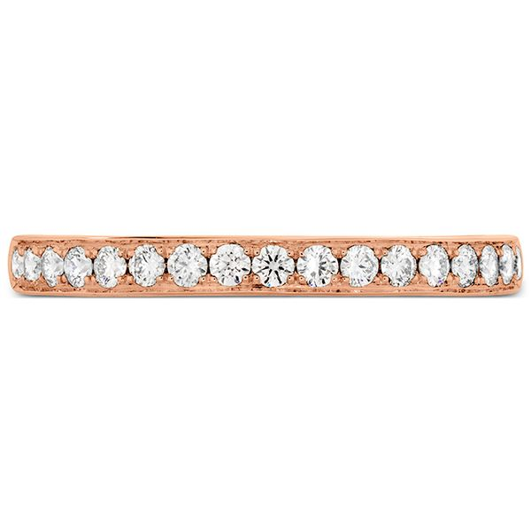 Anniversary Bands - 0.2 ctw. Lorelei Bloom Diamond Band in 18K Rose Gold