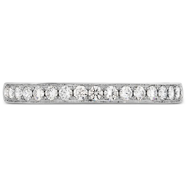 Anniversary Bands - 0.2 ctw. Lorelei Bloom Diamond Band in 18K White Gold