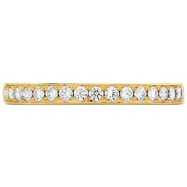 Anniversary Bands - 0.2 ctw. Lorelei Bloom Diamond Band in 18K Yellow Gold