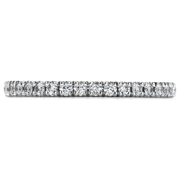 Anniversary Bands - 0.25 ctw. Transcend Wedding Band in 18K White Gold