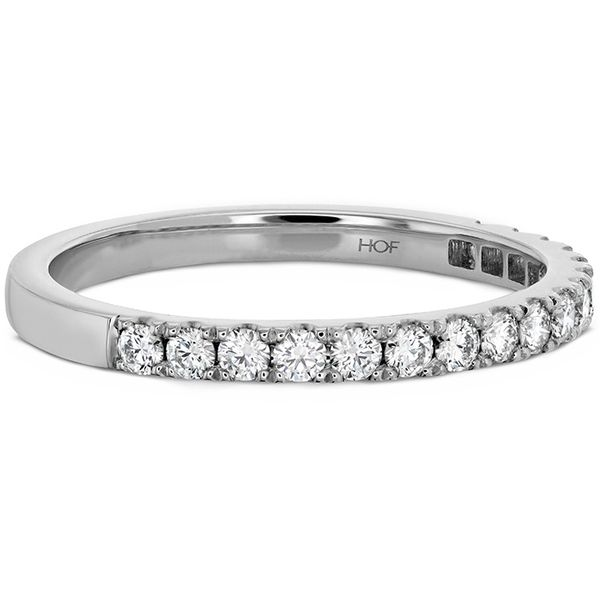 Women's Wedding Bands - 0.35 ctw. Transcend Premier Diamond Band in Platinum - image 3