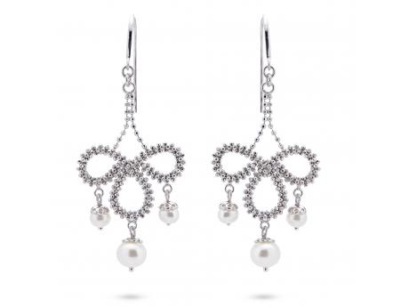 Imperial Lace Earring by Imperial