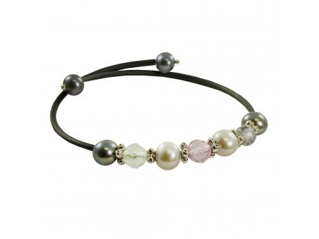 Sterling Silver Freshwater Pearl Bracelet by Imperial