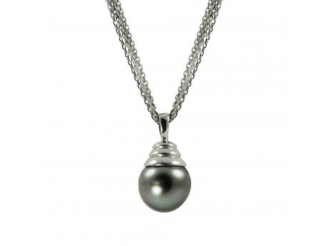 Imperial Sterling Pendant by Imperial Pearls