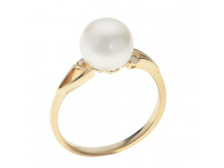 1c4b10e48 14K Yellow Gold Freshwater Pearl Ring 914782/FW | Rings from Patterson's  Diamond Center | Mankato, MN