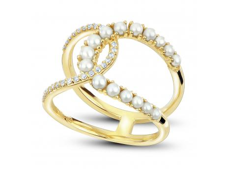 84d9b1d55 14K Yellow Gold Freshwater Pearl Ring 917121/FW | Rings from Cowardin's  Jewelers | Richmond, VA