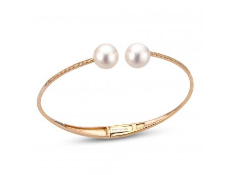 Imperial Gold Bracelet by Imperial Pearls