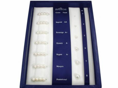 Freshwater Pearl Set by Imperial Pearls