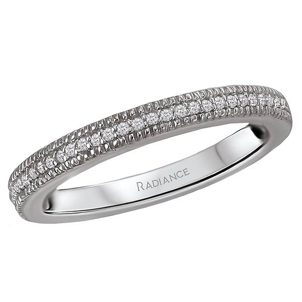 Matching Wedding Band by Radiance