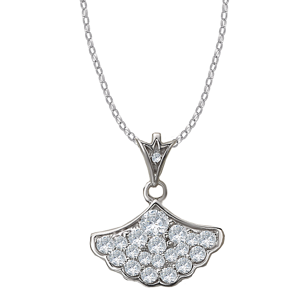 Pendants - Ladies Diamond Pendant