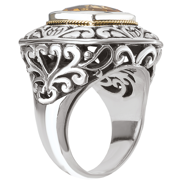 Rings - Ladies Fashion Gemstone Ring - image #3