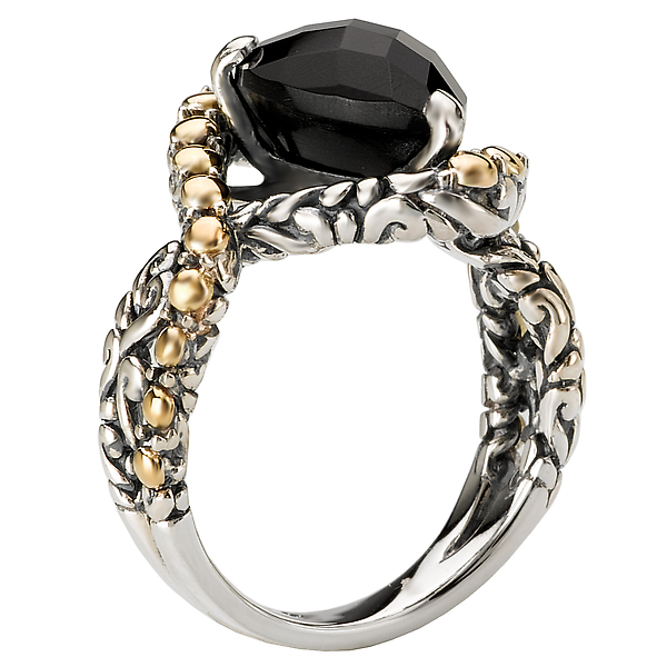 Rings - Ladies Fashion Gemstone Ring - image #2