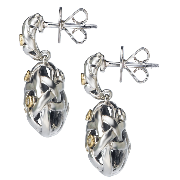 Earrings - Ladies Fashion Earrings - image #3