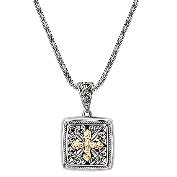 Pendants - Ladies Fashion Cross Pendant