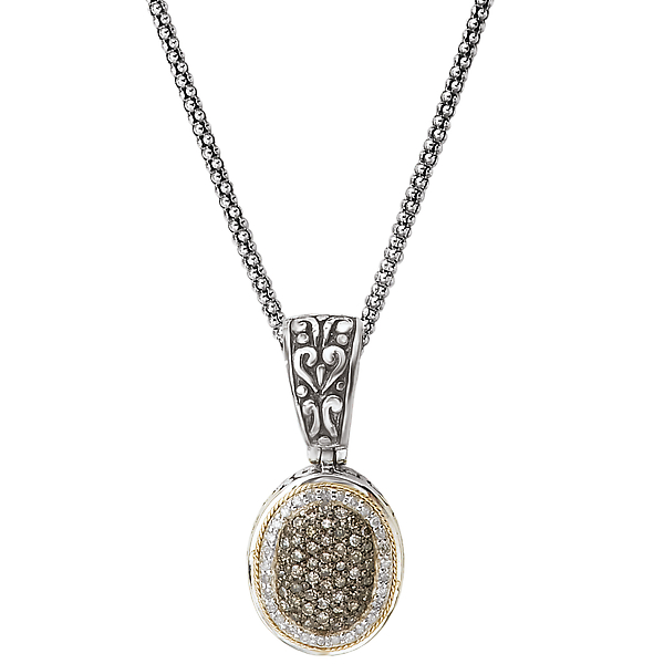 Pendants - Ladies Fashion Diamond Necklace