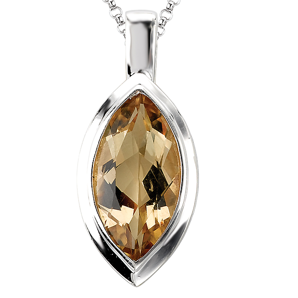 Ladies Gemstone Pendant by Eleganza