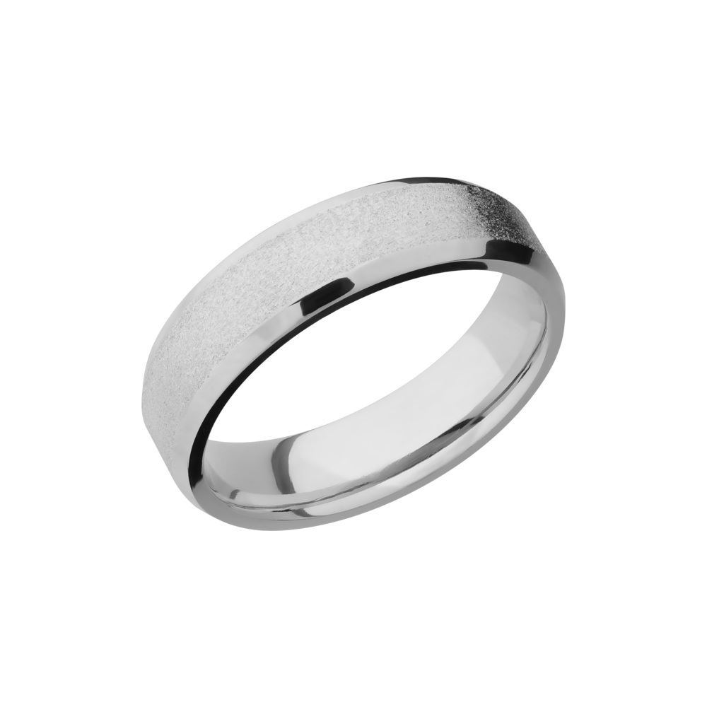 Titanium 6mm Band by Lashbrook Designs