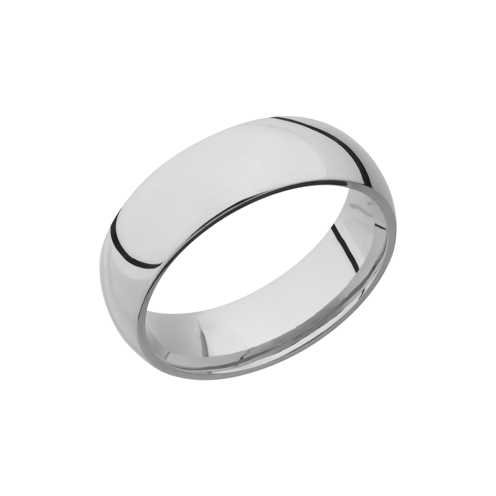 Titanium 7mm Band 7d Wedding Bands From Jewelry Design Studio Jensen Beach Fl