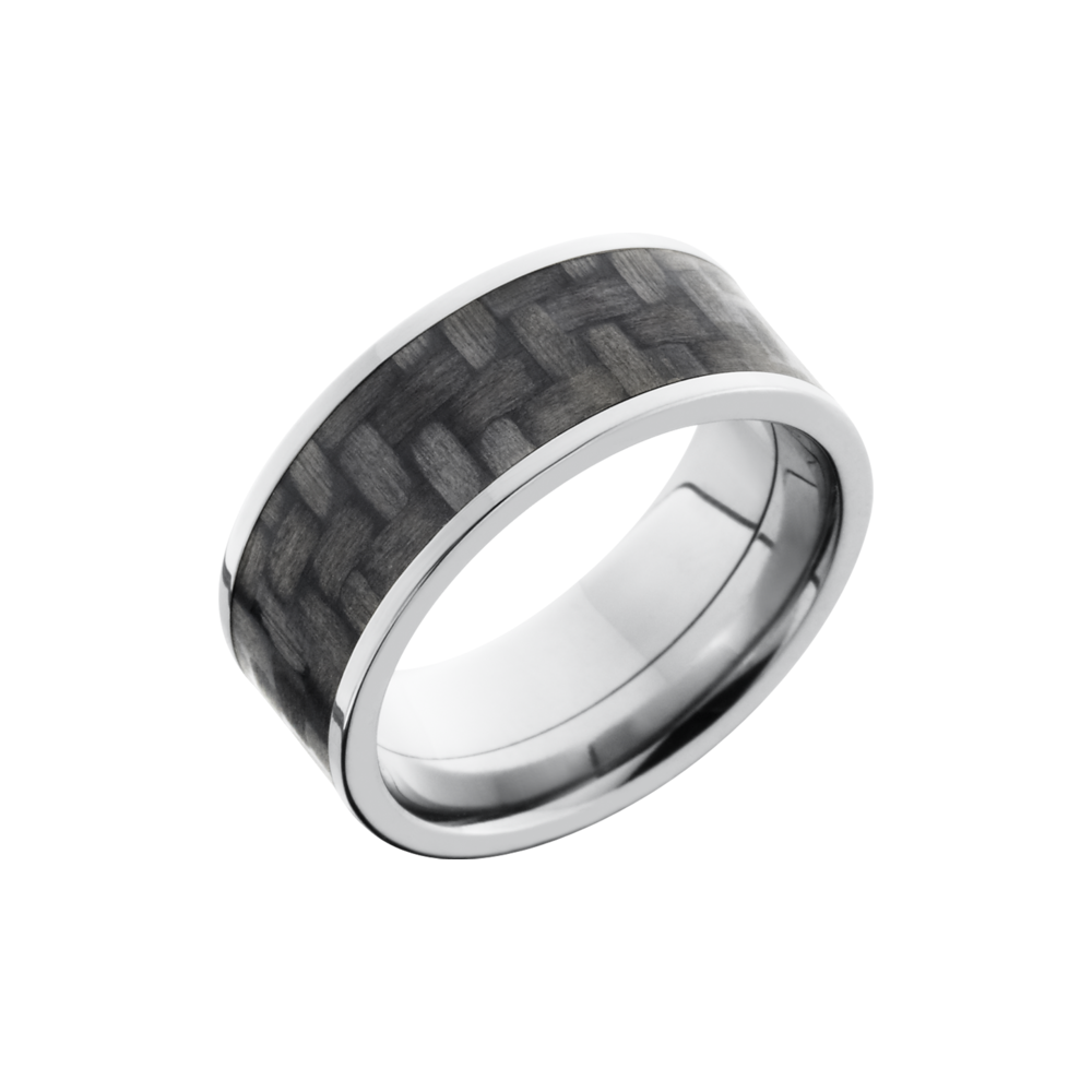 Titanium 9mm Band by Lashbrook Designs