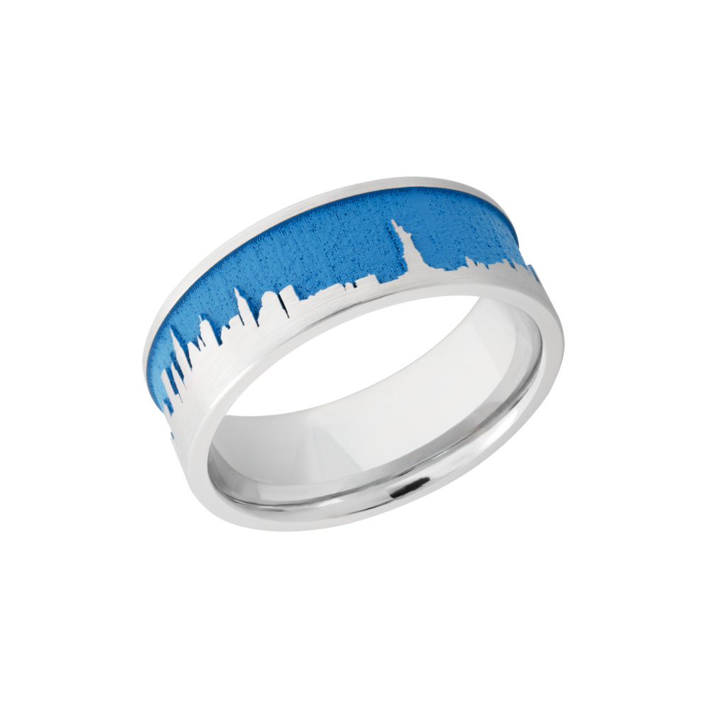 Wedding Bands - Cobalt chrome & Cerakote Wedding Band