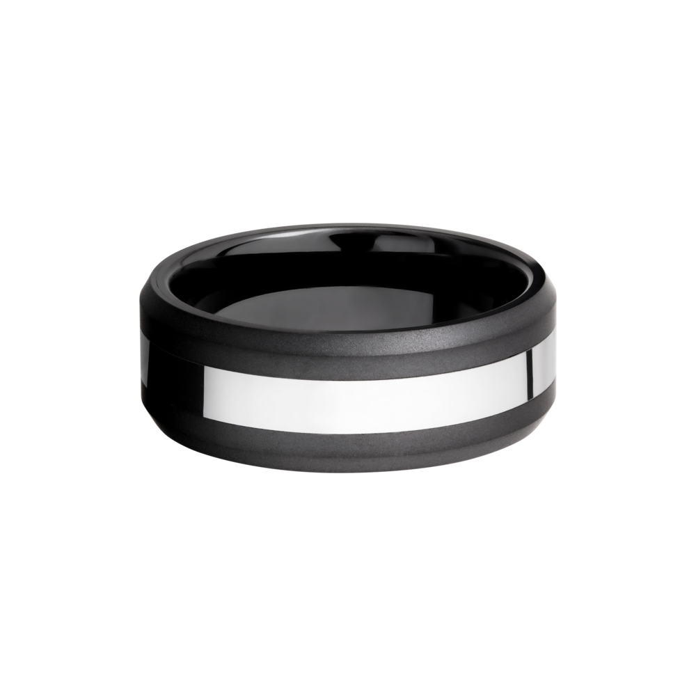 Wedding Bands - Tungsten Ceramic Wedding Band - image #3