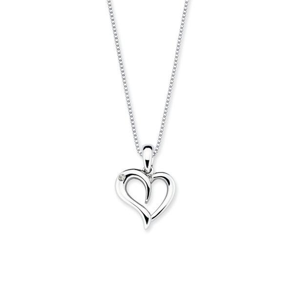 d47e33c4a6 Sterling Silver Pendant DD10P18-SC | Pendants from Midtown Diamonds | Reno,  NV