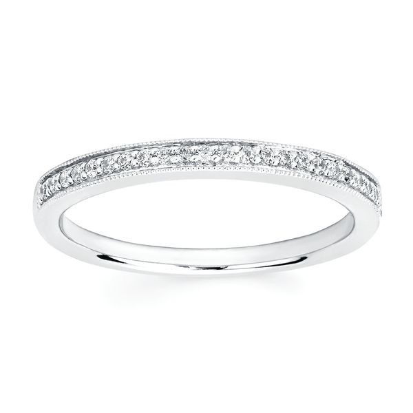 Bridal Sets - 14k White Gold Engagement Set - image #3