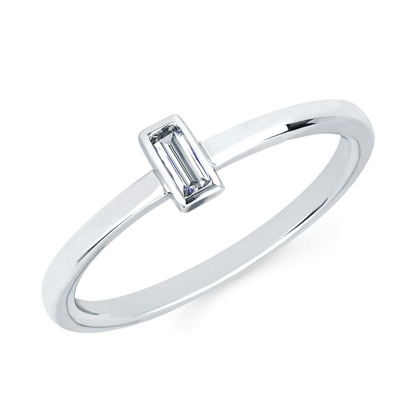 Rings - 14k White Gold Ring