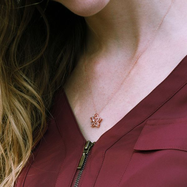 Pendants - 14k Rose Gold Pendant - image 3