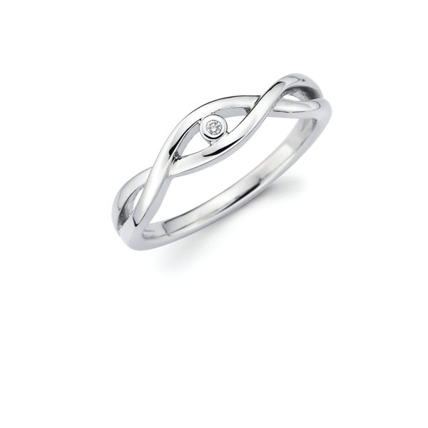 Sterling Silver Ring by Diva Diamonds