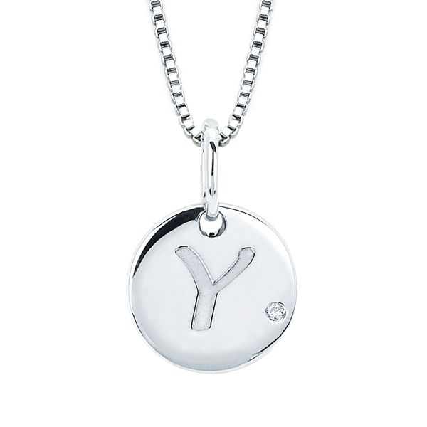 Sterling Silver Pendant by Diva Diamonds