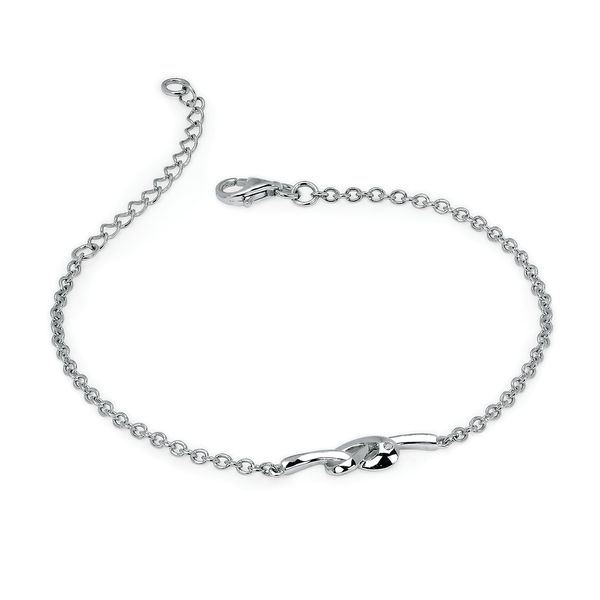 Sterling Silver Bracelet by Diva Diamonds