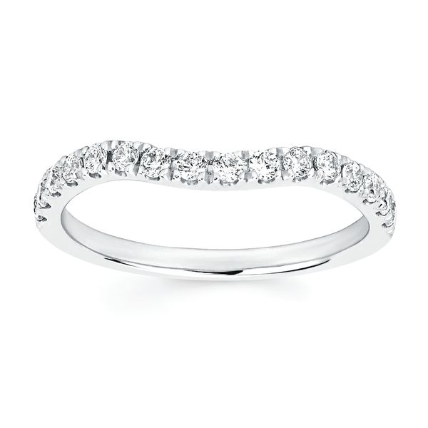 Sets - 14k White Gold Engagement Set - image 3
