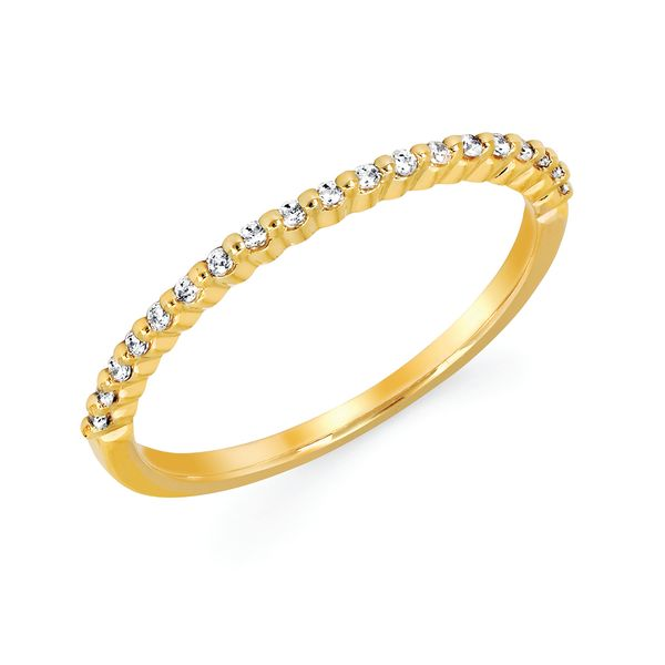 Wedding Bands - 14k Yellow Gold Ring