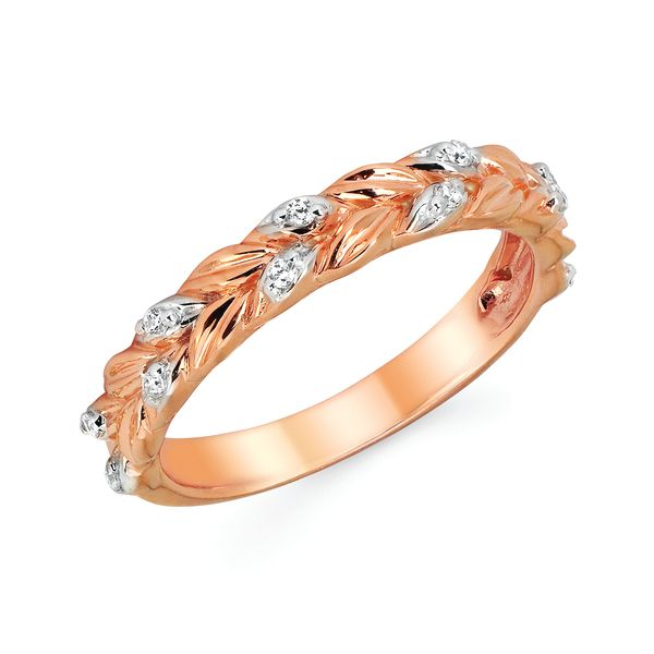 Wrap Rings - 14k Rose Gold Ring