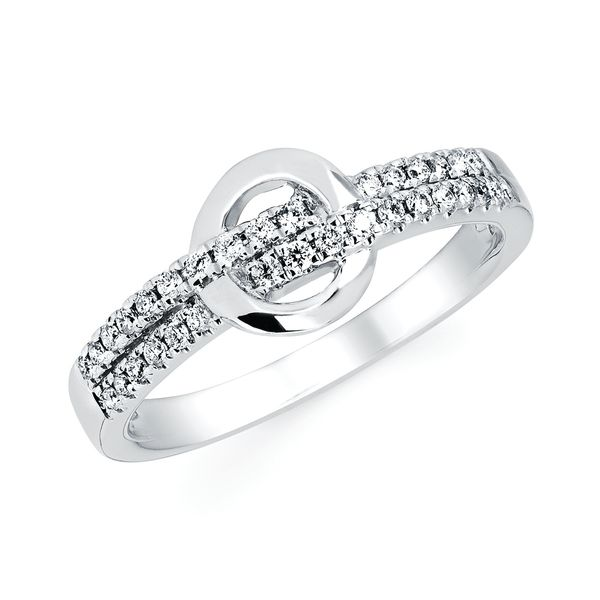 Wedding Bands - 14k White Gold Ring