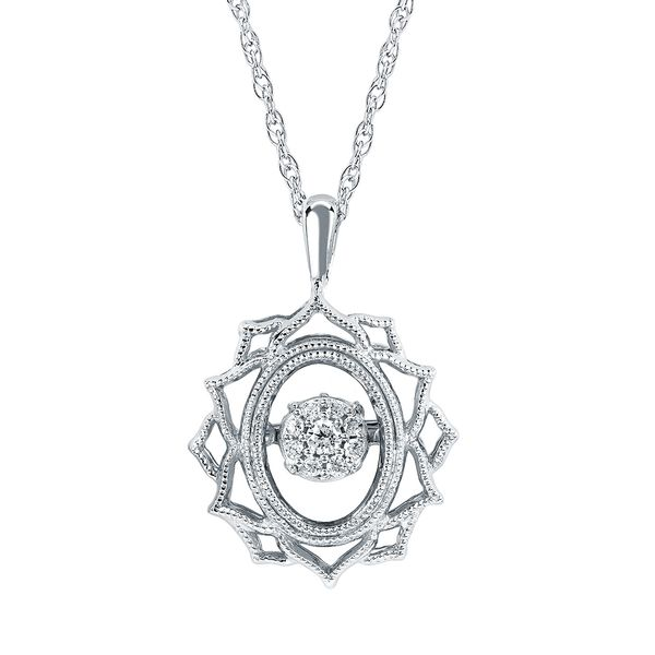 Pendants & Necklaces - Sterling Silver Pendant