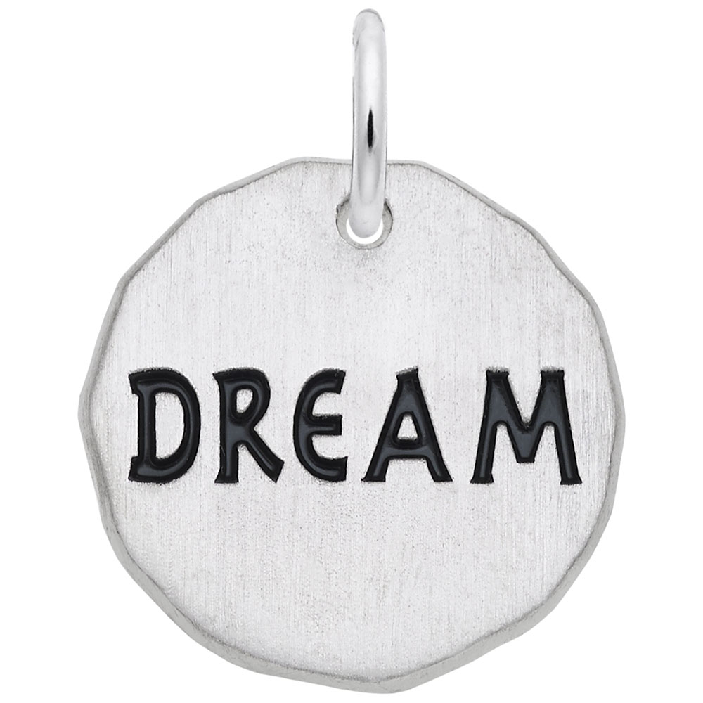 Dream Charm Tag by Rembrandt Charms