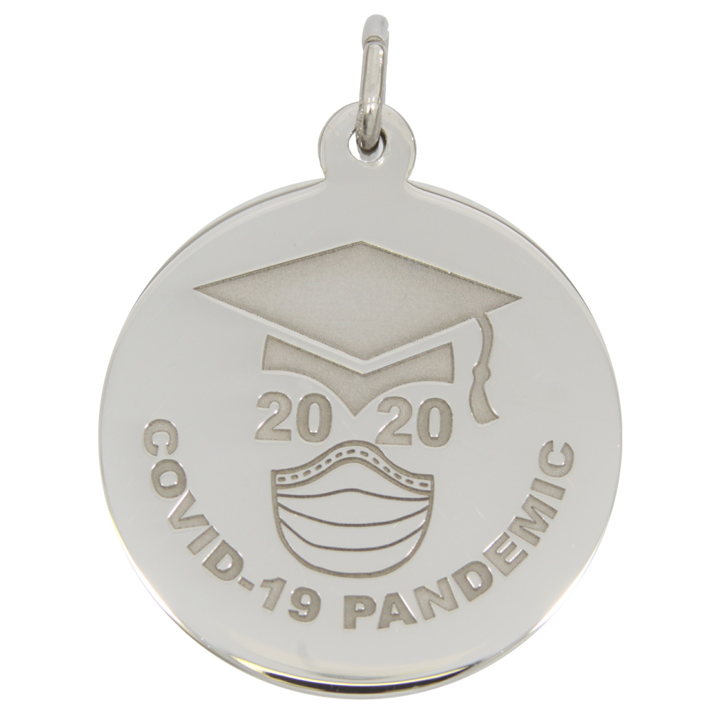 Covid-19 - Graduation Charm by Rembrandt Charms