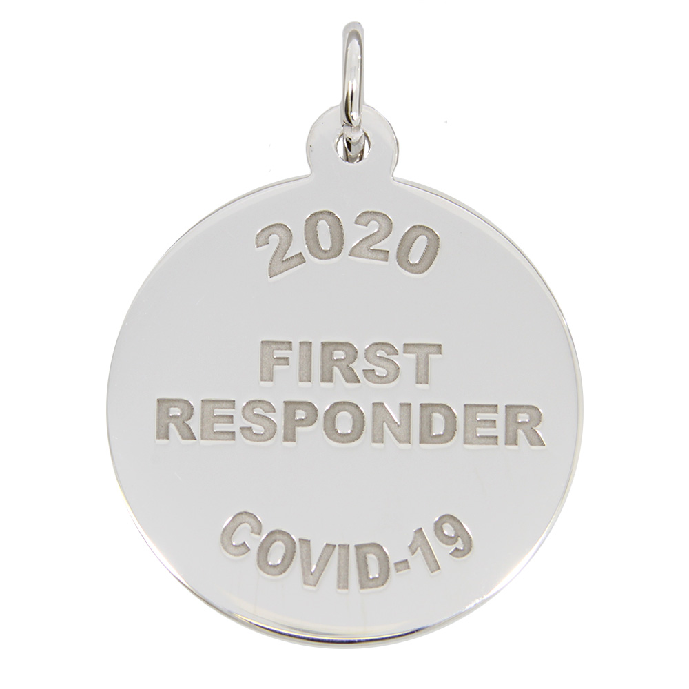 Covid-19 - First Responders by Rembrandt Charms