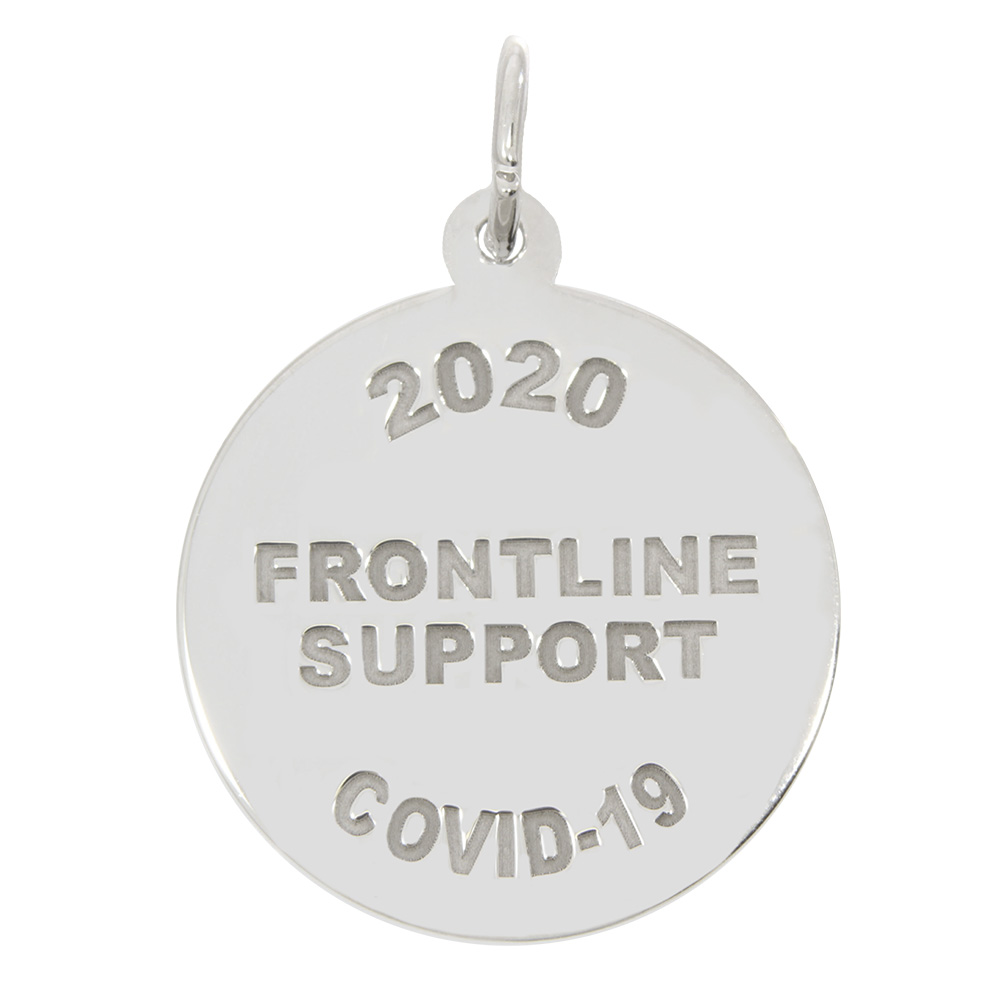 Covid-19 - Frontline Support by Rembrandt Charms