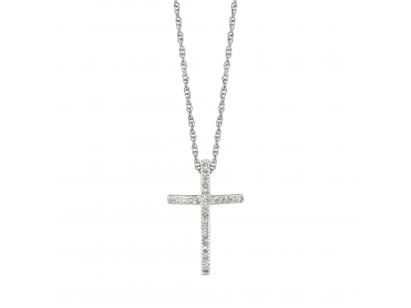 Ladies Sterling Silver Pendant+chain Chain by Royal Chain