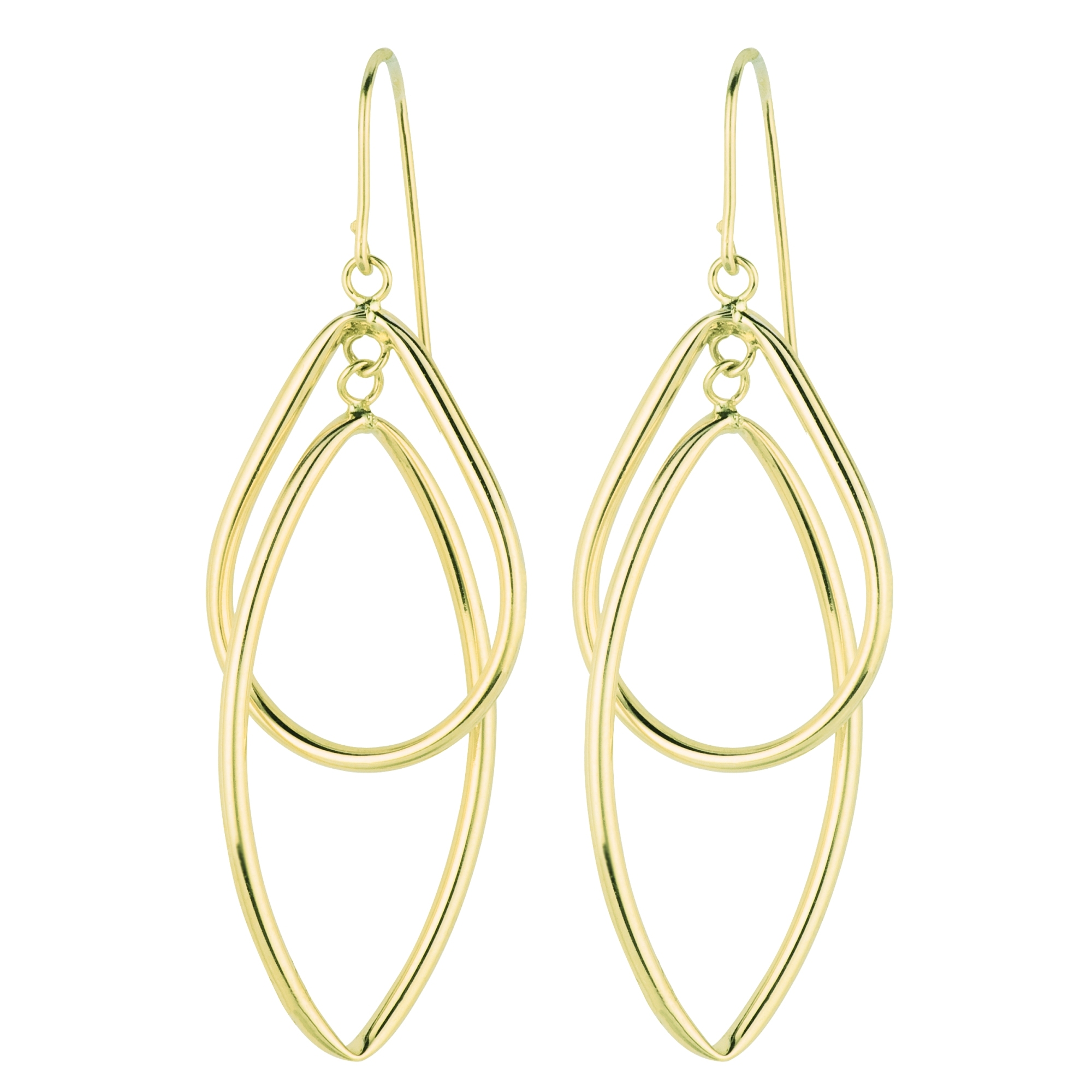 14K Earrings by Royal Chain