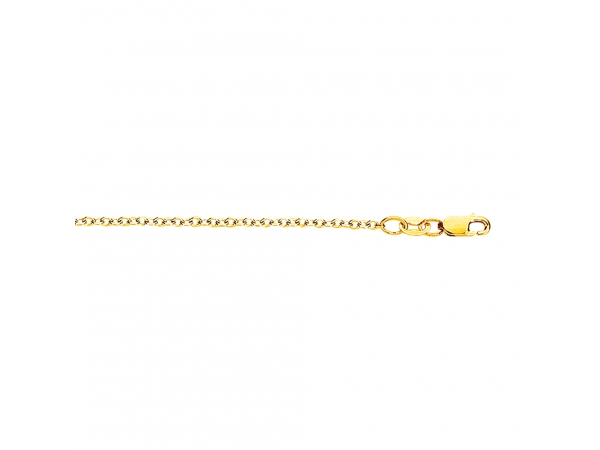 18K Basic Chains by Royal Chain