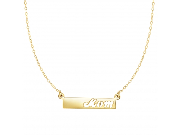 14K Fancy Necklace by Royal Chain