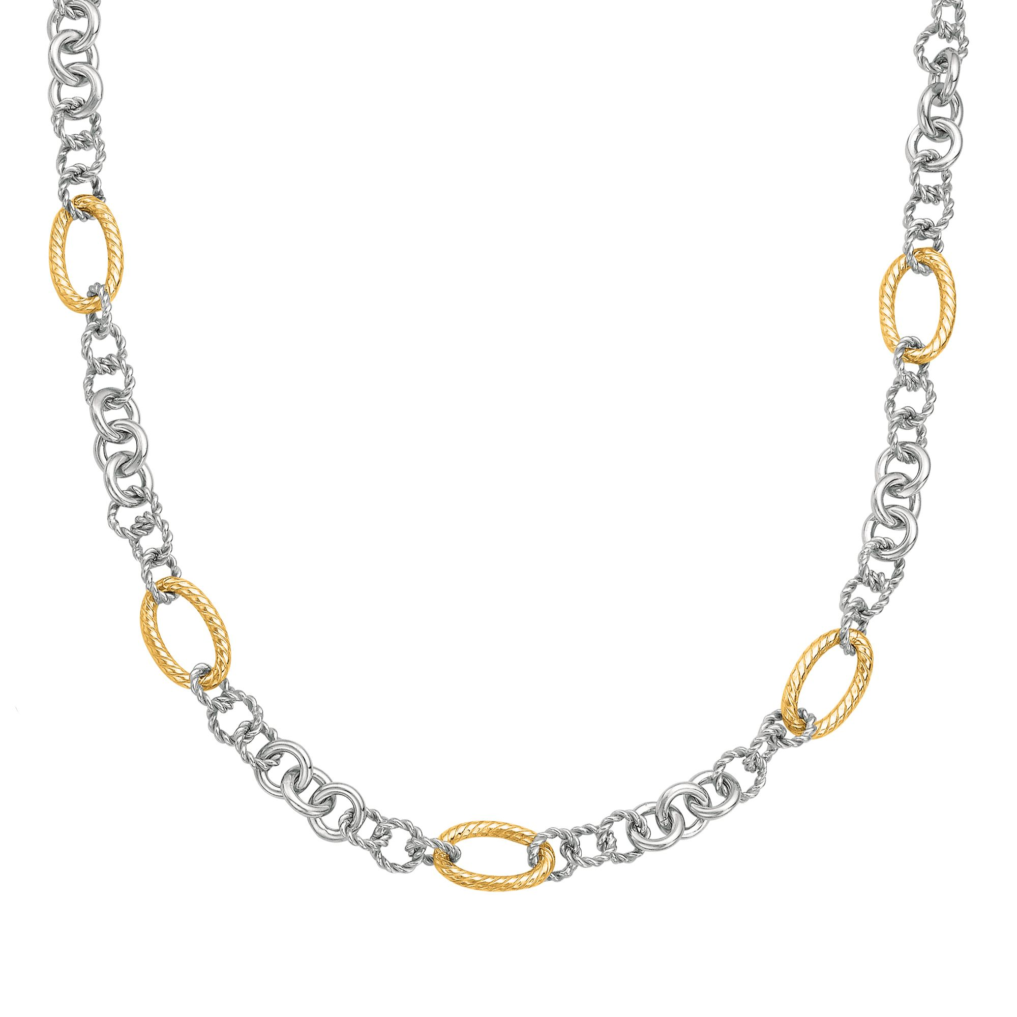 Phillip Gavriel Italian Cable Necklace by Phillip Gavriel