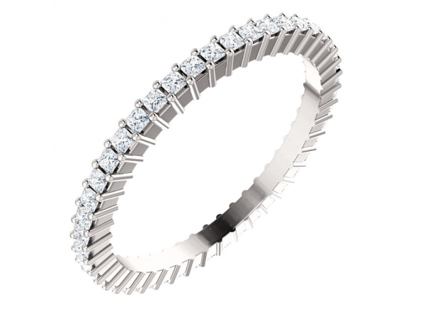 Wedding & Anniversary Bands - Eternity Band