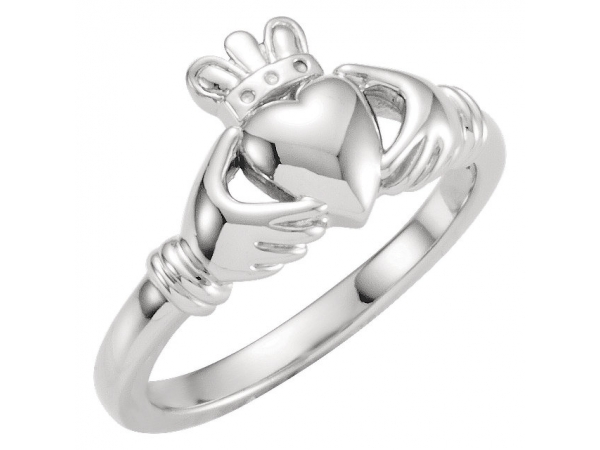 Rings - Youth Claddagh Ring